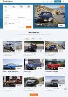 JM Car Classifieds v1.05 EF4 - премиум шаблон для сайта по продаже автомобилей