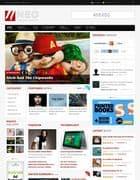 Shaper Neo v1.9 - новостной шаблон для Joomla