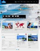 Shaper Travel v1.2 - туристический шаблон для Joomla
