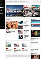 Sj ExpNews v1.0.0 - премиум шаблон новостного сайта