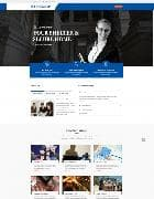 LawHouse v1.6 - a premium the Joomla template for the lawyer