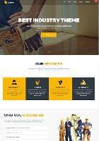 TX BuildX v1.3.1 - премиум шаблон сайта строительной компании