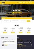 VT Taxi v1.2 - премиум шаблон сайта транспортных услуг