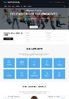 Sj SmartSchool v1.0.0 - премиум шаблон образовательного сайта