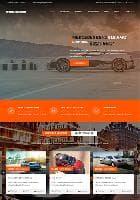 TZ Auto Showroom v1.1.1 - премиум шаблон сайта автодиллера