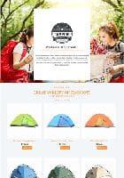 LT Camping v1.0 - премиум-шаблон магазина кемпингов