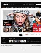 GK Boutique v2.17.1 - шаблон интернет магазина одежды для Joomla
