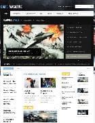 GK Game Magazine v2.17.1 - шаблон игрового портала для Joomla
