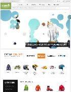 GK eSport v2.17.1 - шаблон магазина спортивных товаров для Joomla