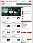 WOO The Gazette v2.10.0 - новостной шаблон для Wordpress