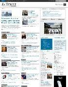 JA Teline v1.4.0 - шаблон сайта онлайн газеты для Joomla
