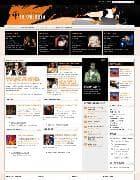 JA Quillaja v1.4.1 - еще один музыкальный шаблон для Joomla