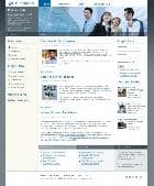 JA Mageia v1.4.1 - строгий бизнес шаблон для Joomla