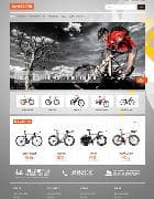 GK Bike Store v3.18.3 - template of online store of bicycles for joomla