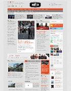 Shaper News III v1.2 - новостной шаблон для Joomla