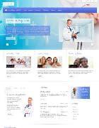 S5 Ameritage Medical v3.0 - прекрасный медицинский шаблон для joomla
