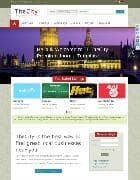 IT TheCity v2.5.11 - шаблон сайта о городе для Joomla
