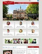 IT University 2 v3.0.1 - шаблон сайта университета для Joomla