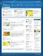 JA Corona v1.4.0 - шаблон красивого личного блога на Joomla