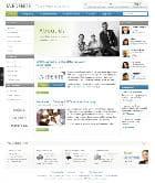 JA Edenite v2.5.6 - корпоративный бизнес шаблон для Joomla