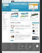 JA Fedora v1.4.0 - емкий бизнес шаблон для Joomla