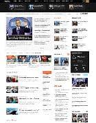 GK News v3.22.1 - адаптивный новостной шаблон для Joomla