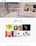 GK Creativity v3.21.3 - шаблон одностраничного портфолио для Joomla