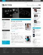 JA Helio v1.2.0 - профессиональный бизнес шаблон для Joomla