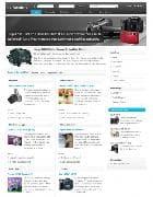 JA Kulanite v1.2.0 - Joomla шаблон сайта обзоров техники