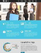 Shaper Corpora v1.7 - корпоративный бизнес шаблон для Joomla