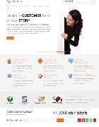 Shaper Minima v1.6 - минималистичный бизнес шаблон для Joomla