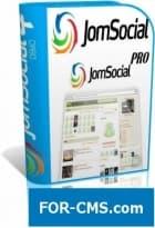 JomSocial PRO 4.4.3 - соц.сеть на Joomla