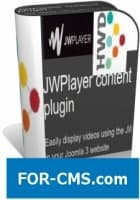 HWD JWPlayer - videoplayer for Joomla