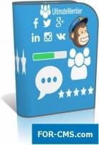 Ultimate Member - plug-ins for social net