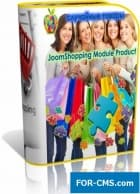 Module Random Product - casual goods of Joomshopping