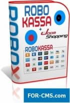 Robokassa for Joomshopping