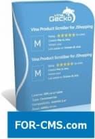 Vina Product Scroller и Scrollbar для Joomshopping