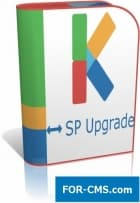 SP Upgrade v4.2.0 - the Joomla updating