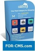 Vina Tiled Category для JShopping