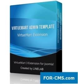 VmAdminLab - новая админка virtuemart 3