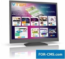 Премиум шаблоны от VTEM